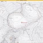 国土地理院の火山基本図を使ってみる